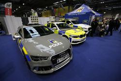 Politieauto's