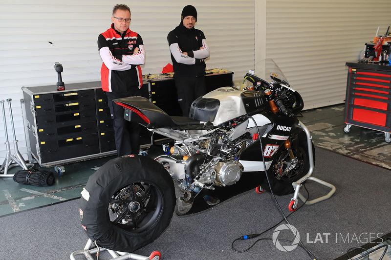 Ducati de Lorenzo Zanetti