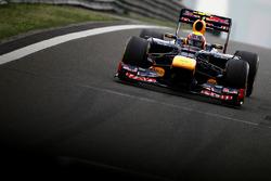 Марк Уэббер, Red Bull RB8 Renault