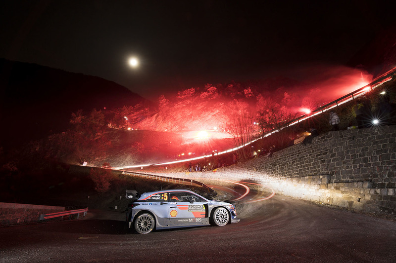 8. Thierry Neuville, Nicolas Gilsoul, Hyundai i20 WRC, Hyundai Motorsport