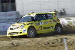 Alessandro Bertuzzu, Suzuki Swift S16