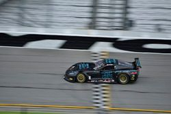 #8 TA Chevrolet Corvette: Tomy Drissi of Tony Ave Racing