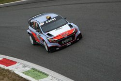 Andreas Mikkelsen, Thierry Neuville, Hyundai NG i20 WRC