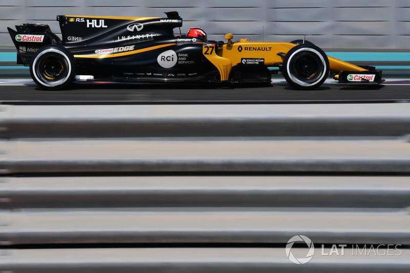 2017: Renault R.S.17 (пять шестых мест, 6-е место в КК)