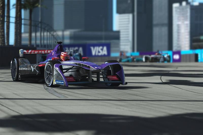 Formule E rFactor 2 (PC)