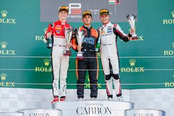 Callum Ilott, ART Grand Prix, Dorian Boccolacci, MP Motorsport, Anthoine Hubert, ART Grand Prix
