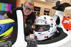 Paul Stoddart, and F1 Experiences 2-Seater passenger