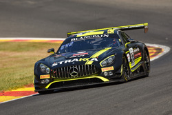 #42 Strakka Racing Mercedes-AMG GT3: Nick Leventis, Chris Buncombe, Lewis Williamson, David Fumanelli