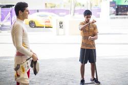 Julien Falchero, Campos Racing et Raoul Hyman, Campos Racing