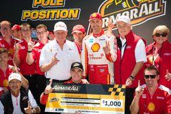 Polesitter: Scott McLaughlin, Team Penske Ford