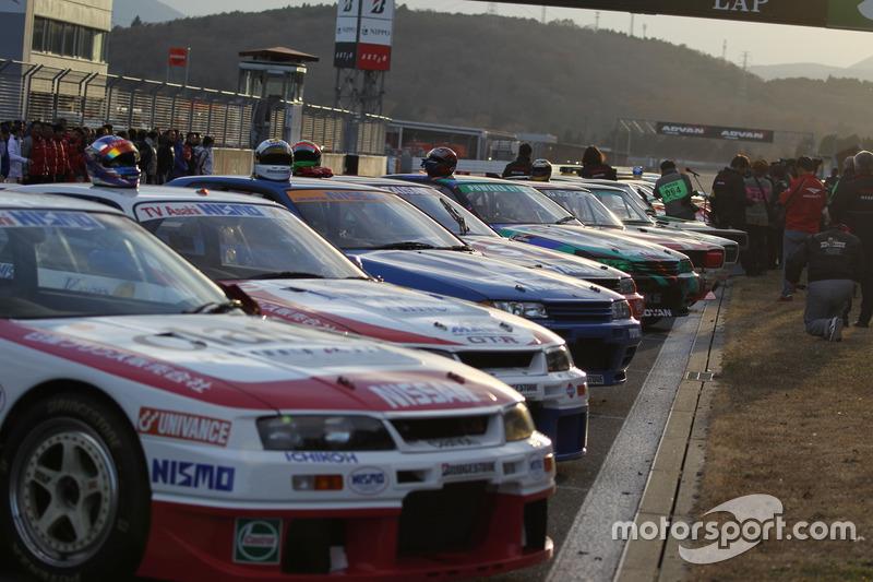 Машины 20-го фестиваля Nismo