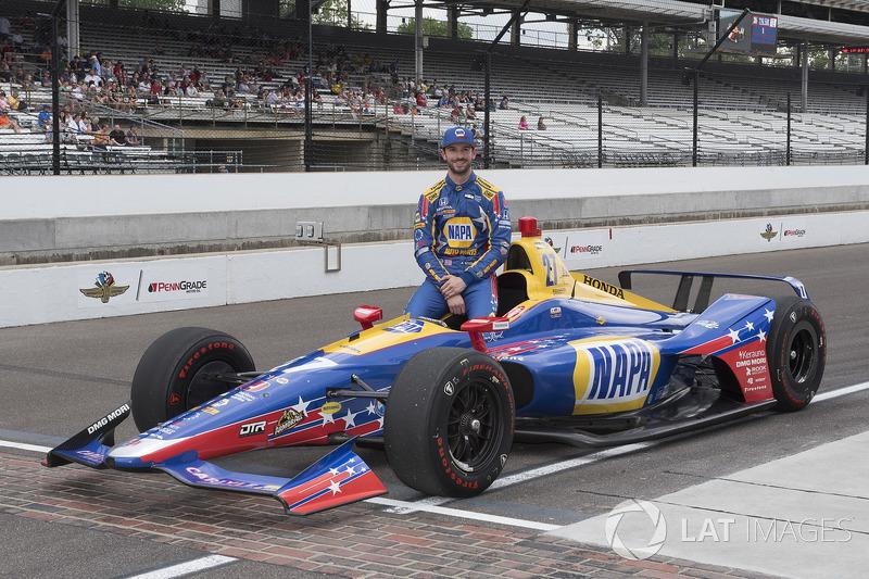 32. Alexander Rossi, Andretti Autosport, Honda