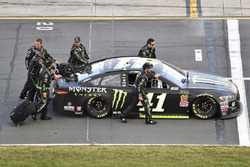 Kurt Busch, Stewart-Haas Racing, Ford Fusion Monster Energy