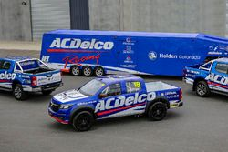 Team 18 Racing's Holden Colorado SuperUte