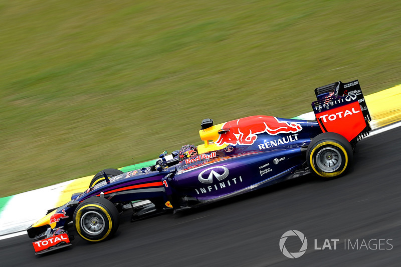 Red Bull RB14 de 2013: 'Suzie'