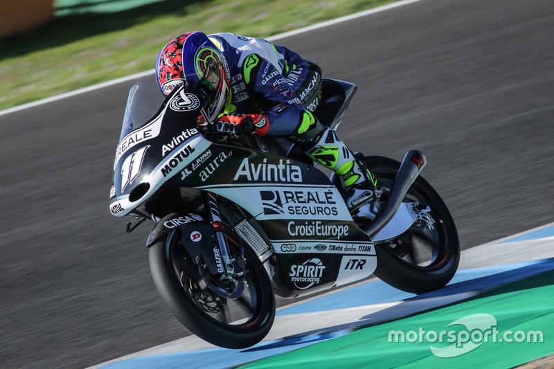 Livio Loi, Avintia Racing