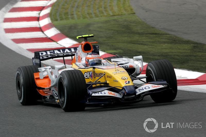 2007: Renault R27