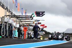 #11 Eurointernational, Ligier JS P3 - Nissan: Giorgio Mondini, Kay Van Berlo