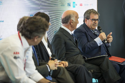 Enzo Bianco, Mayor of Catania, Chairman of National Council ANCI in the Smart Cities conference