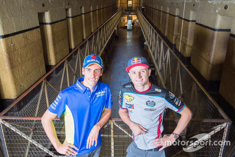 Jack Miller, Estrella Galicia 0,0 Marc VDS, Alex Rins, Team Suzuki MotoGP, eski Melbourne hapishanes