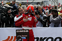 Race winner Marcus Armstrong, PREMA Theodore Racing Dallara F317 - Mercedes-Benz