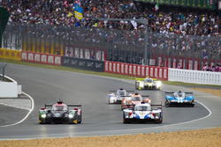 #33 Jackie Chan DC Racing Ligier JSP217 Gibson: David Cheng, Nicholas Boulle, Pierre Nicolet,, #11 SMP Racing BR Engineering BR1: Mikhail Aleshin, Vitaly Petrov, Jenson Button