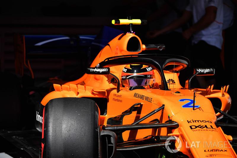 17. Стоффель Вандорн, McLaren MCL33