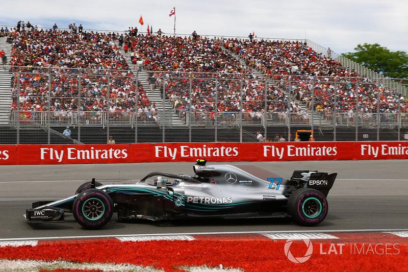 Recebendo corridas oficiais da F1 desde 1967, em apenas três ocasiões a prova não aconteceu: em 1975, 1987 e em 2009.