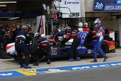 #35 SMP Racing Dallara P217 Gibson: Viktor Shaitar, Harrison Newey, Norman Nato