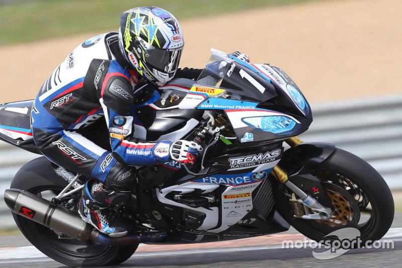 Kenny Foray, Tech 3 Racing