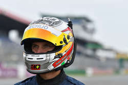 #80 Ebimotors Porsche 911 RSR: Fabio Babini