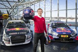 Маттиас Экстрём, EKS Audi S1 quattro для ралли-кросса и Audi RS5 DTM