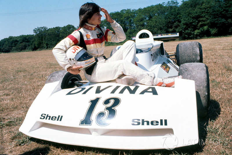 1976, 1978: Divina Galica - Surtees, Hesketh