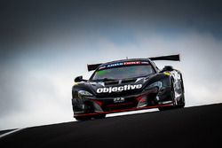 #11 Objective Racing Mclaren 650S: Тимоти Слейд, Уоррен Лафф, Тони Уоллс, Джексон Эванс