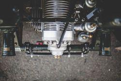 Detalle de un motor