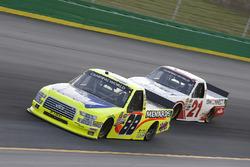 Matt Crafton, ThorSport Racing, Ford F-150 Rip It/ Menards Johnny Sauter, GMS Racing, Chevrolet Silverado ISM Connect
