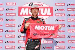 #92 Ramsey Racing, Mercedes-AMG, GS: Mark Ramsey, Alexandre Premat Motul Pole Award
