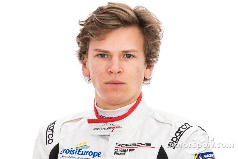 #27 Valentin Hasse-Clot, Sébastien Loeb Racing
