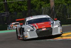 Audi Sport Italia,Audi R8 LMS-GT3 #7: Baruch-Fassler