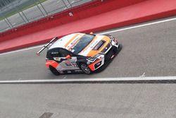 Matteo Bergonzini, Seat Leon Racer