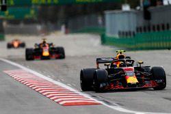 Max Verstappen voor Daniel Ricciardo, Red Bull Racing RB14 Tag Heuer