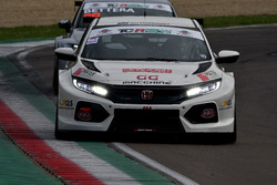 Massimiliano Mugelli, Honda Civic TCR