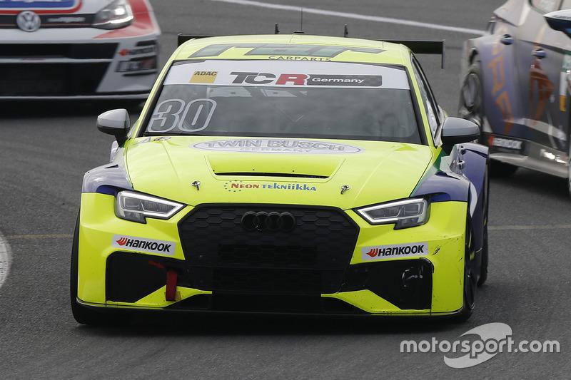 Antti Buri, Audi RS 3 LMS TCR, LMS Racing