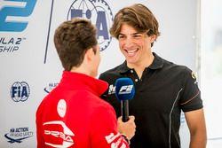 Nyck De Vries, PREMA Racing, Roberto Merhi, MP Motorsport