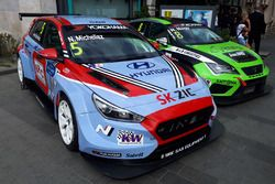 WTCR, Hyundai és Cupra Racing