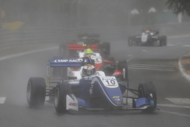 Европейская Формула 3, I этап, По