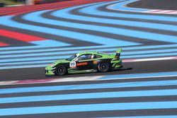 Luca Lorenzini, Dinamic Motorsport