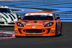 #207 Ginetta G55-GT4, Nova Race: Marchetti-Kruppi
