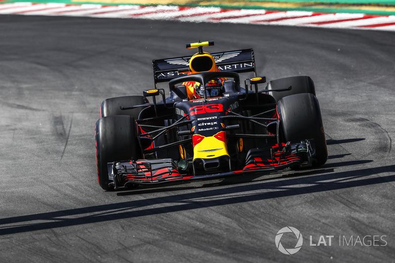 5. GP van Spanje: P3