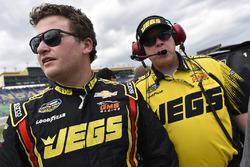 Cody Coughlin, GMS Racing, Chevrolet Silverado Jeg's.com Terry Cook